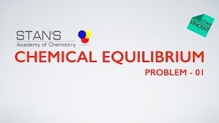 Chemical Equilibrium | Determination Of Kc | Ice Table | Problems On Equilibrium Constant Keq