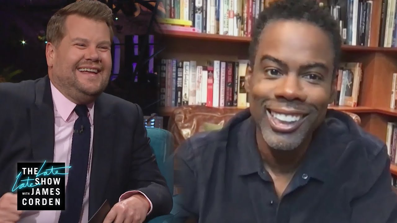 Chris Rock Is As Sexy As 2020 Gets