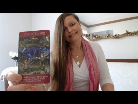 Daily Guidance Oracle & Tarot Intuitive Angel Card Reading Wed Jun 21, 2017