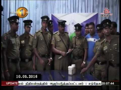 News1st Prime Time News Shakthi TV 8pm 11th May 2016