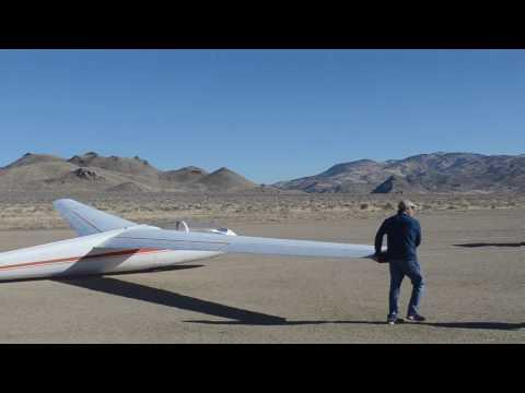 Pete Ross Glider Checkride Prep, Blanik L-23