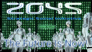 DARPA 2045 Initiative creates Virtual Avatar Overlords by linking humans to A.I. Control Grid