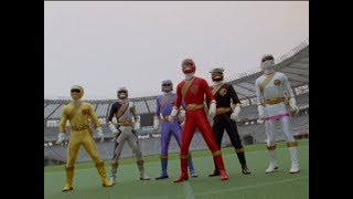 Power Rangers Wild Force - Power Rangers vs Monitor Org | Episode 32