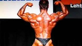Bodybuilding Posing Routine