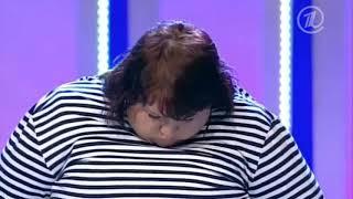 Русская баба КВН - Путин не сдержал смех