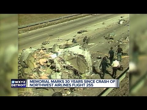 Memorial Marks 30 Years Since Crash Of Northwest Airlines Flight 255