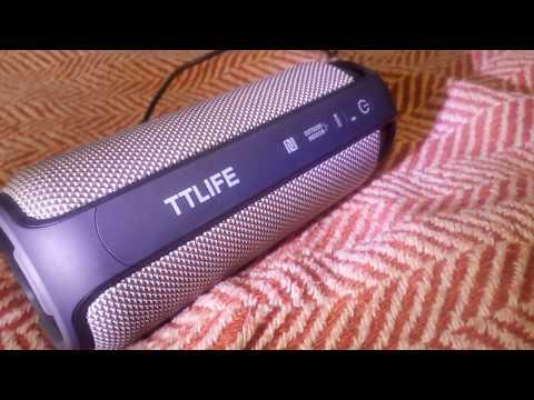 TTLIFE M3 Bluetooth колонка.