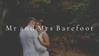 Mr and Mrs Barefoot