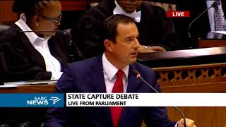 FULL: State Capture debate in Parliament