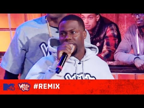 Kevin Hart Kicks Off A 'Miss Mary Mack' Remix | Wild 'N Out | #Remix