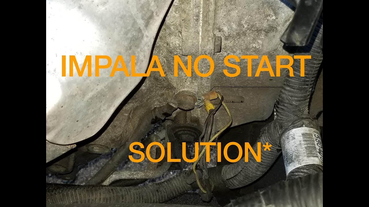 hight resolution of chevrolet impala no start no power to starter solution fixed