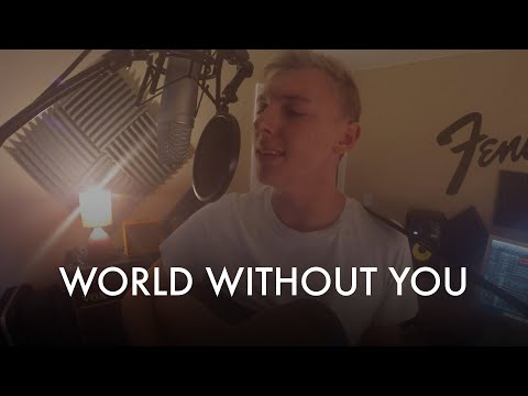 Hudson Taylor - World Without You | Cover by Brad Matthews