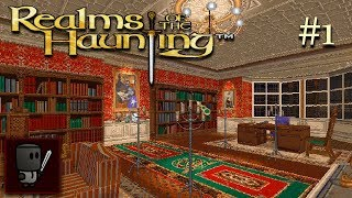 Mysteries of the Dead - Let's Play Realms of the Haunting | Rojotober - Episode 1