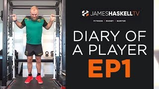 Diary Of A Player  Episode 1 | James Haskell