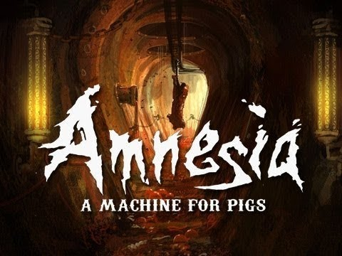 Amnesia A Machine For Pigs Full Walkthrough Gameplay And Story