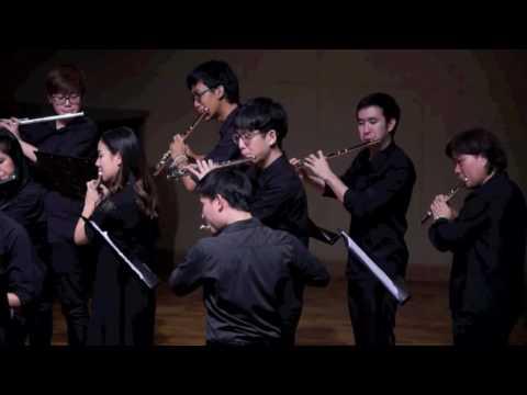 """Piccolo Solo """"Aria"""" from """"Cantata BWV 25"""" J.S. Bach"""
