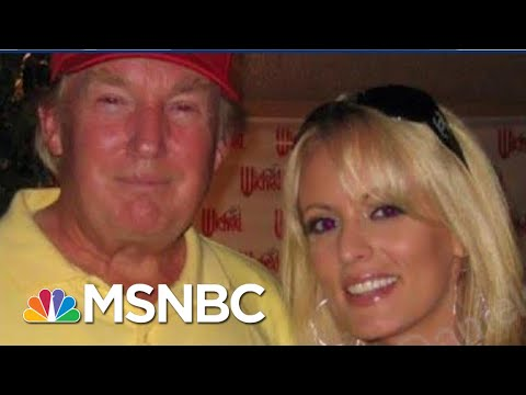 Daniels' Ex-Lawyer: Fox News Reporter Had The Story In 2016 | The Beat With Ari Melber | MSNBC