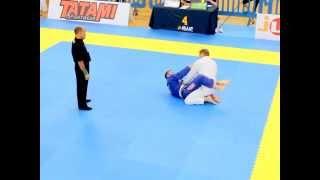 IBJJF Copenhagen Open 2014 | White -82,3 kg Master 2 Male | Team Leites