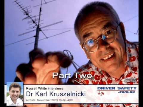 Russell White Interviews Dr Karl, Part Two