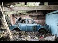 Abandoned British Car Graveyard & House   Old Mini, Bedford Ca, Riley Etc