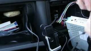 MP3/iPhone/AUX Connection for VW Golf - Removal & Fitting of VW Golf Mk4 Gamma Radio