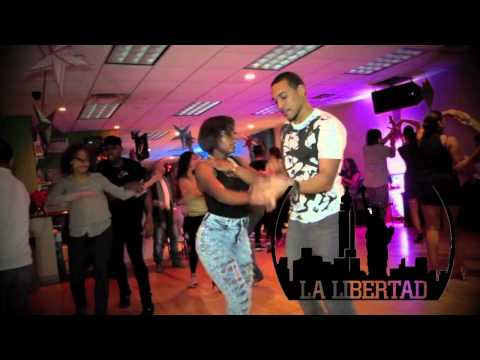 La libertad Salsa Social New York 03 15th 2015