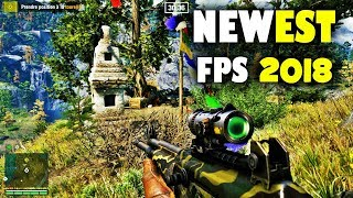 Top 5 Newest Android iOS  FPS Games,Released: June, 2018 XP4U