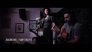 Aisling Iris I can't help it Michael Jackson cover
