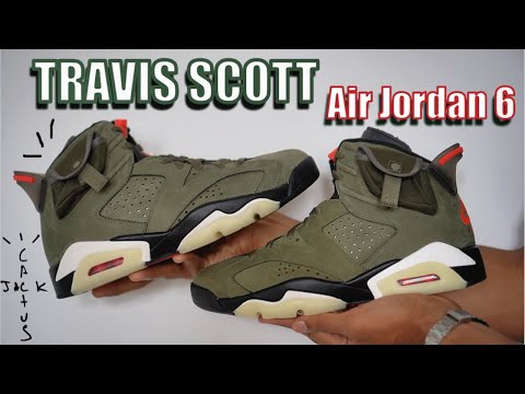 TRAVIS SCOTT JORDAN 6 REVIEW - BEST TIME TO SELL / BUY