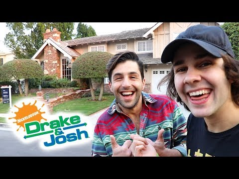 SURPRISING JOSH WITH DRAKE AND JOSH HOUSE!!