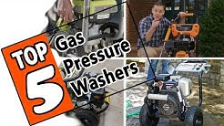 🌻 Best Gas Powered Pressure Washers Reviewed - 5 Top Rated Gas Power Washers On The Market 2019