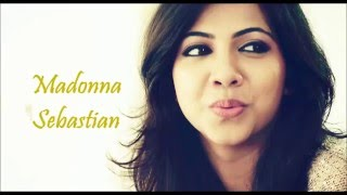 Madonna Sebastian (Celine) Cute Photos Exclusive