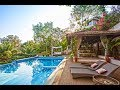GVR 236, Villa Eventor, Luxury Sea View Private Pool Garden in Donna Paula:5BR