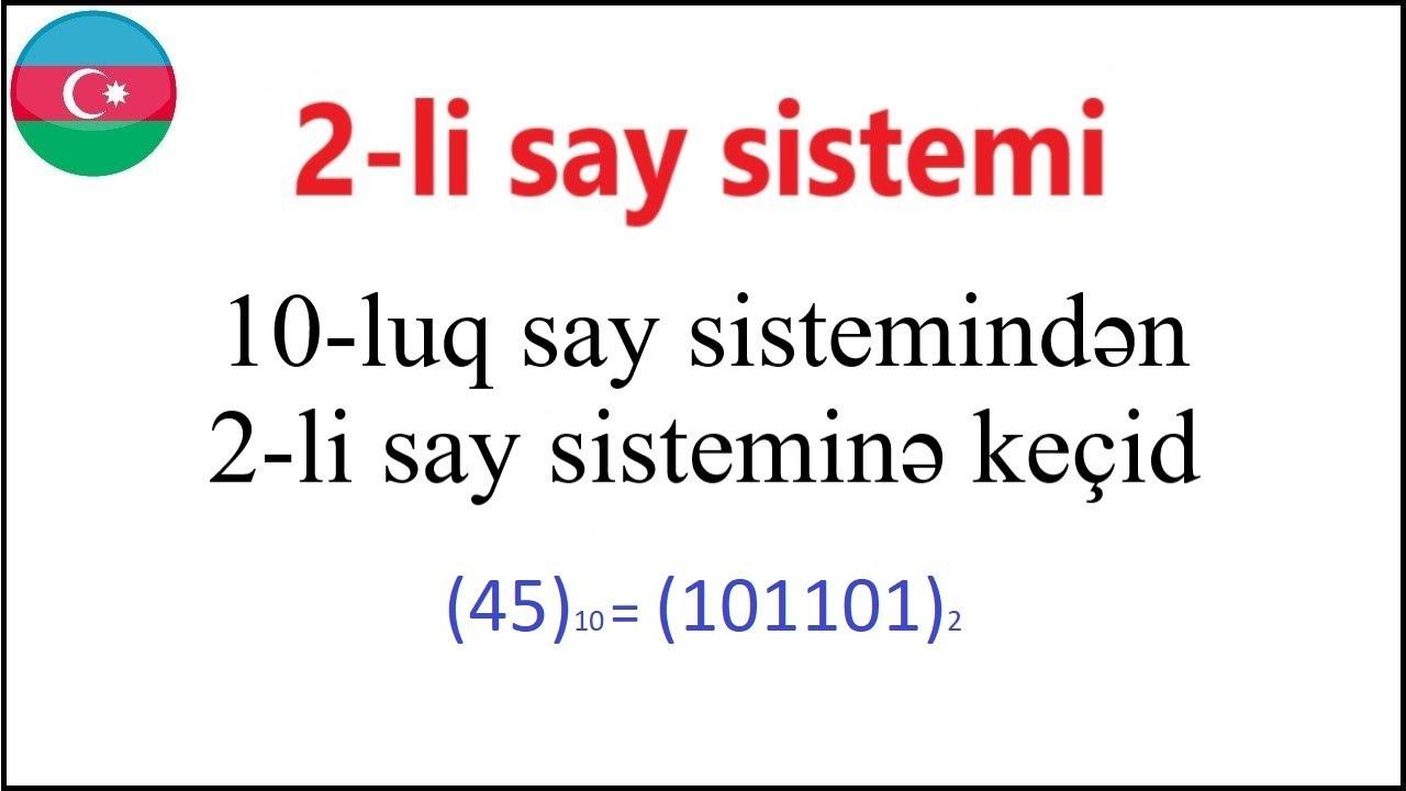 İkili Sayı Sistemi ve Veri (Bilgisayar Bilimi)