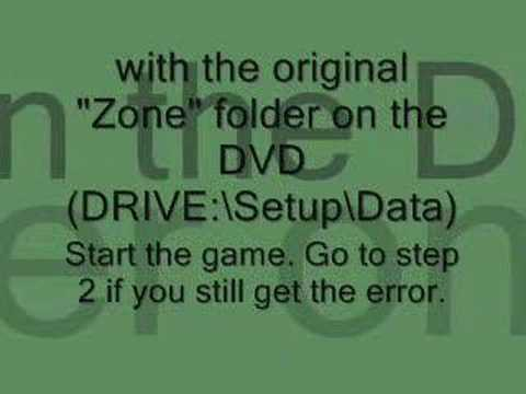 Call Fo Duty 4 Modern Warfare Fastfile Error Code 107 Youtube