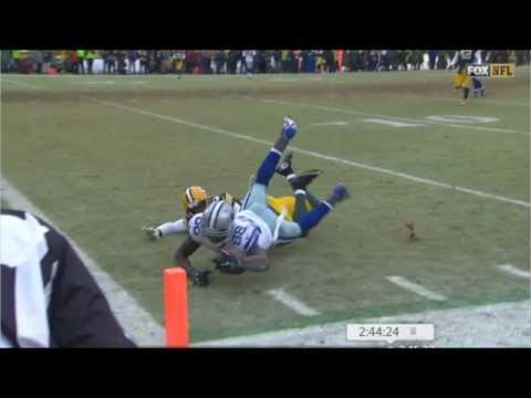 Nfl Acknowledges That Dez Bryant Did In Fact Catch It