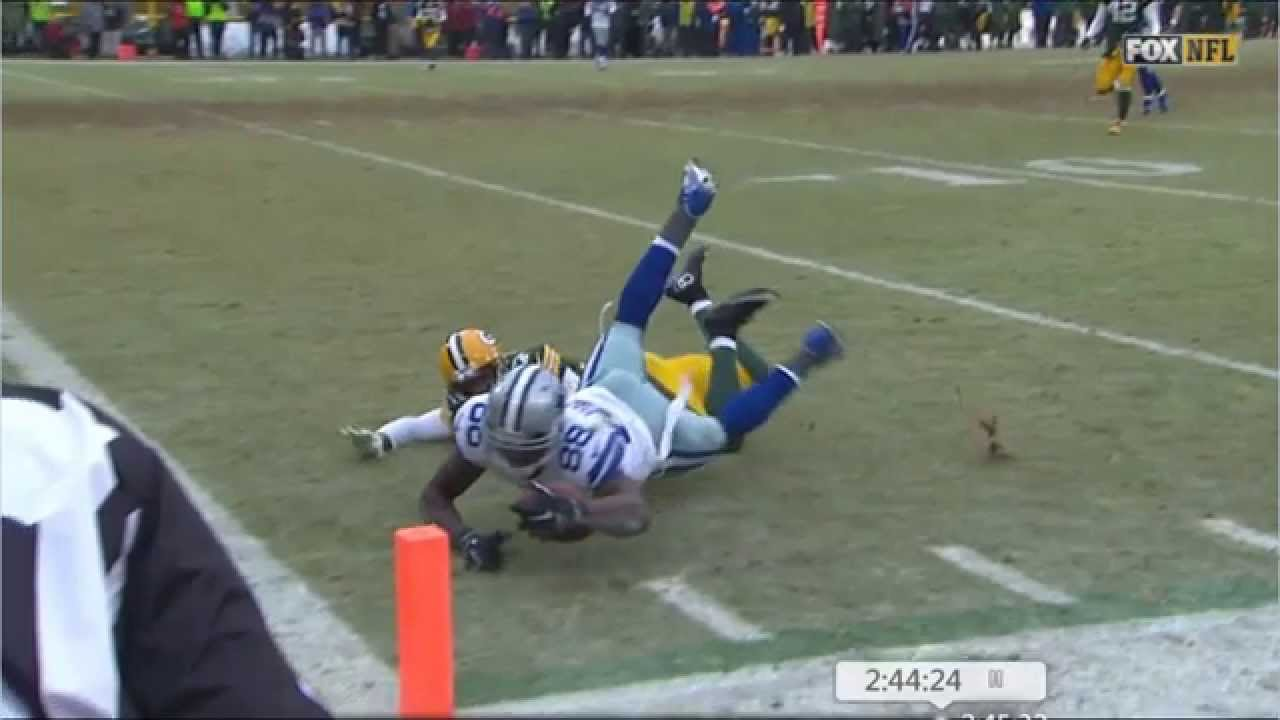 Dez Bryant Catch Frame By Frame Ball Never Hits The Ground Itwasacatch Dallas Vs Greenbay
