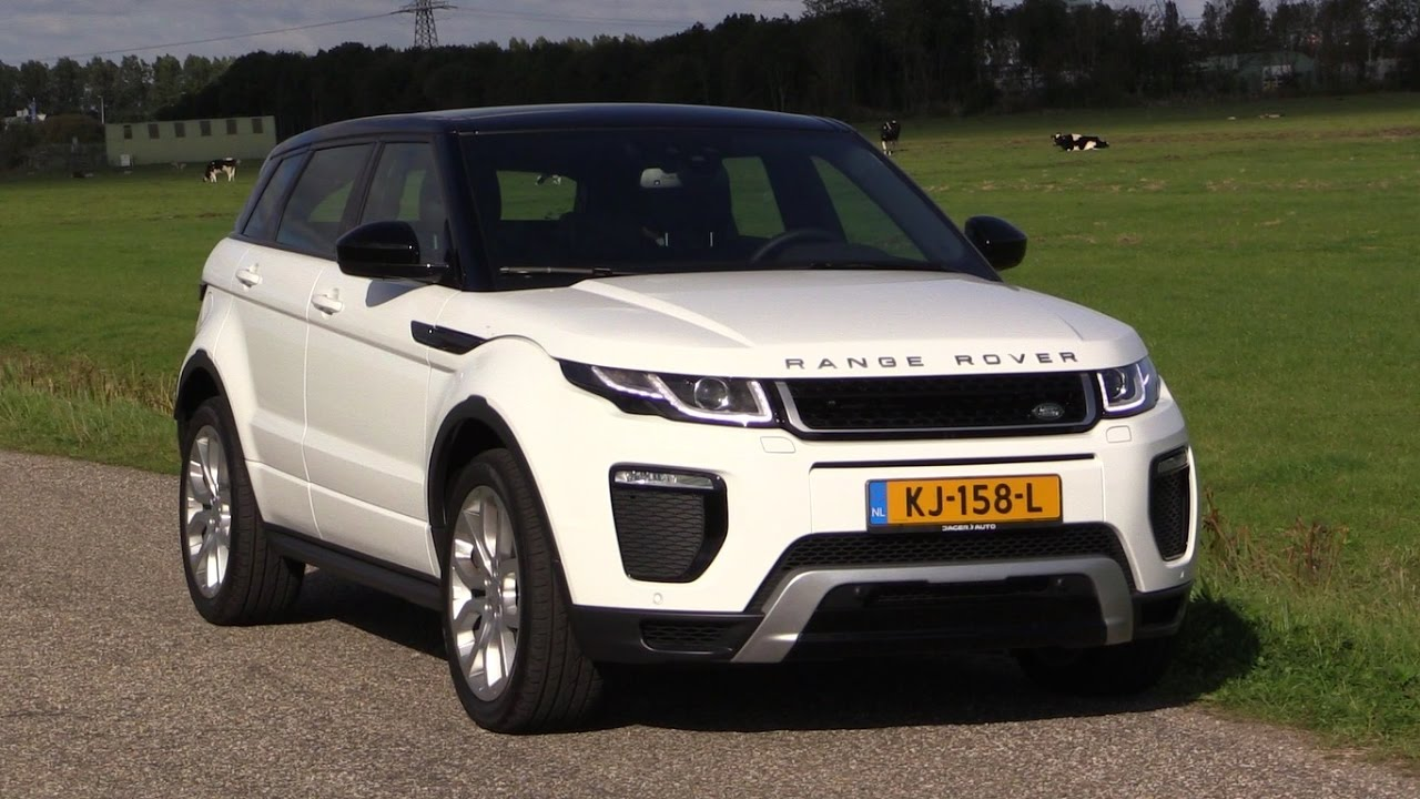 Range Rover Evoque 2017 Pov Drive In Depth Review Interior Exterior You