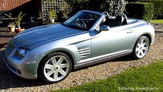 Video Review of 2004 Chrysler Crossfire Convertible For Sale SDSC Specialist Cars Cambridge UK
