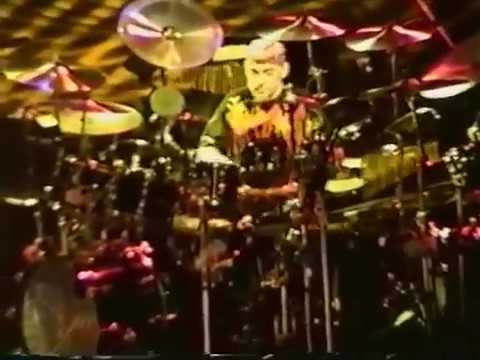 RUSH - Live at the Knickerbocker Arena in Albany - 1991/12/12 - Roll The Bones Tour