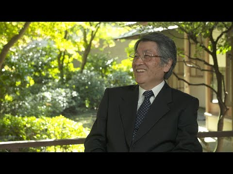 Message from Dr. Takashi Mimura - The 2017 Kyoto Prize Laureate in Advanced Technology