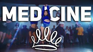Medicine | JLO | Aliya Janell choreography | Queens N Lettos