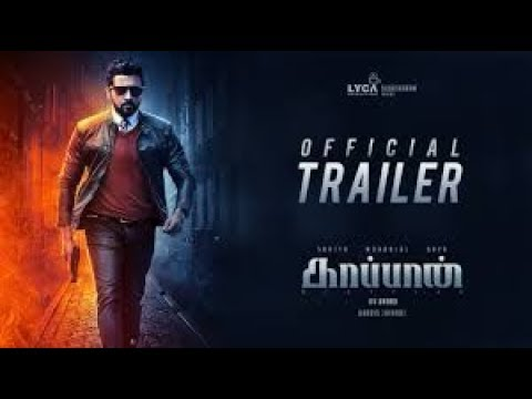 Kaappaan | Official Trailer | Suriya, Mohan Lal, Arya | K V Anand | Harris Jayaraj | Subaskaran