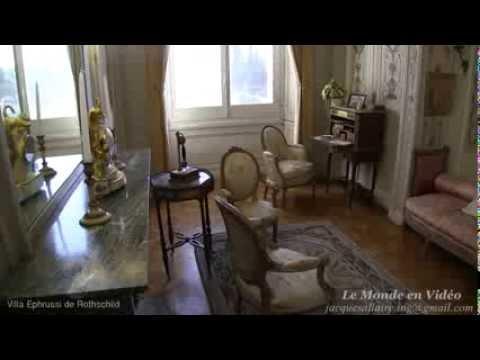 Villa Ephrussi de Rothschild ,  Saint-Jean-Cap-Ferrat  , France