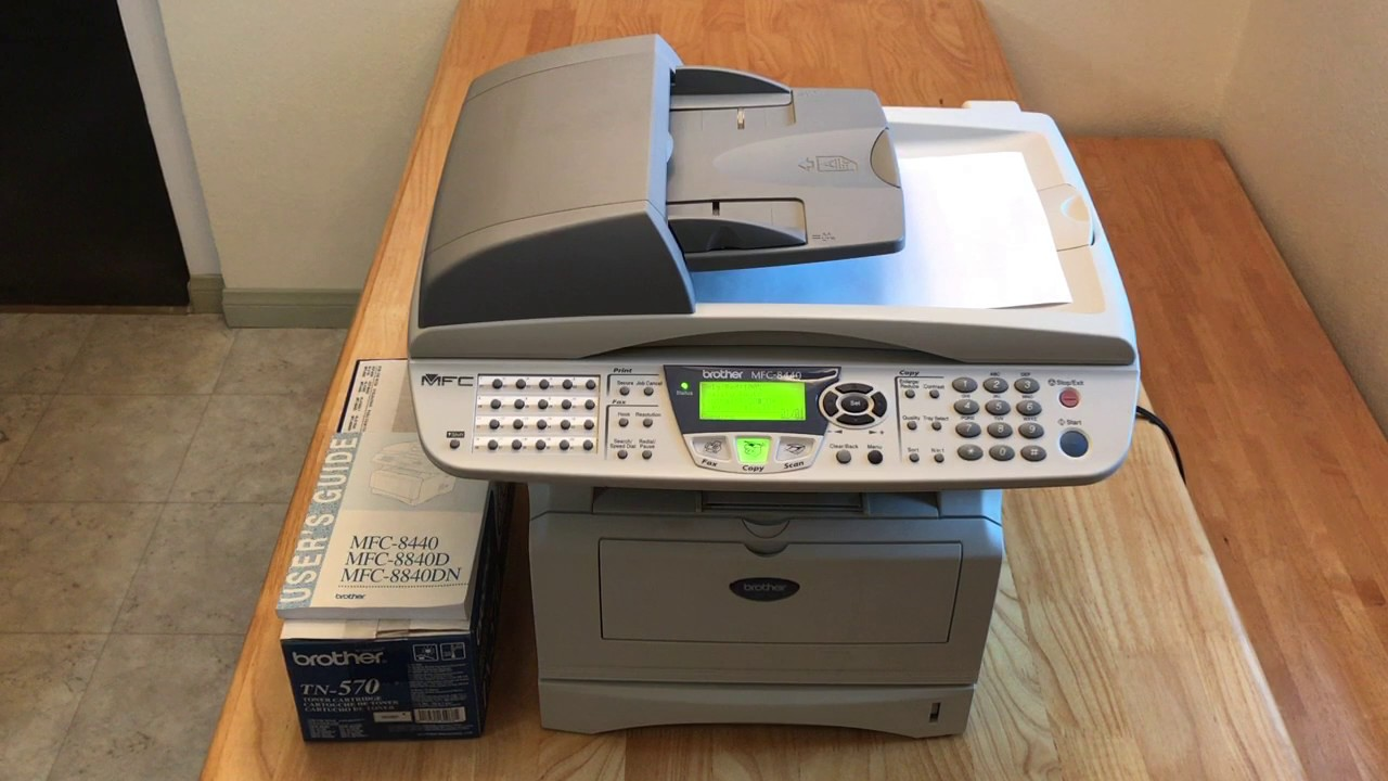 BROTHER MFC-8840D FAX WINDOWS 7 64 DRIVER