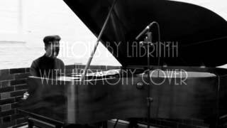 Download Lagu Jealous by Labrinth    With Harmony Cover (Piano & Violin) Mp3