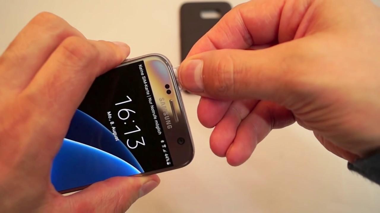 Samsung Galaxy S7 Welche Sim Karte.Samsung Galaxy S7 Edge Dual Sim Adapter Assembling
