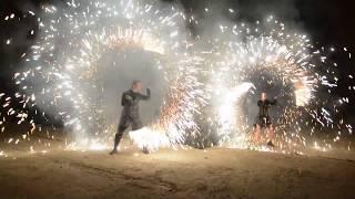 Огненное шоу на свадьбу, день рождения или юбилей - ярко, красиво, незабываемо!