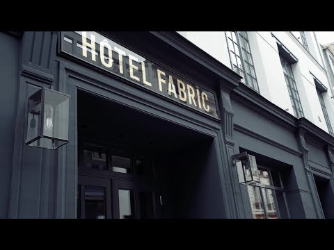 Hôtel Fabric - Boutique Hotel à Paris