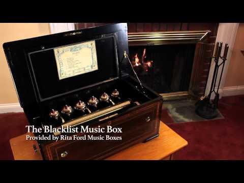 The Blacklist Music Box
